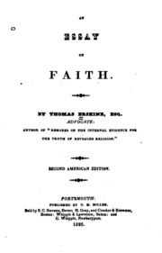 thesis on faith
