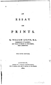 john fawcett essay on anger Available in the national library of australia collection author: fawcett, john, 1740-1817 format: fawcett, john (1788) an essay on anger by john fawcett.