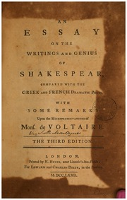 essay writings genius shakespeare Essay writing service shakespeare was a genius and i think it's important to motivate pupils to deal with him shakespeare relevance today.
