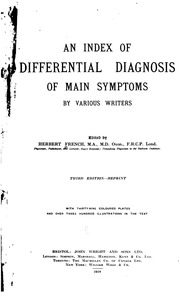 french index of differential diagnosis pdf download