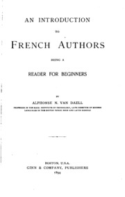 an introduction to the literature by warren french Vandover and the brute [frank norris, warren french] warren french's introduction points out that while norris was an enthusiastic disciple of the literature.
