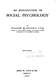 Social psychology aronson elliot free download borrow and an introduction to social psychology fandeluxe Choice Image