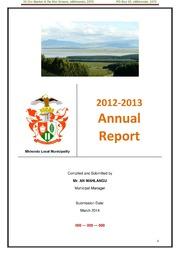 MP303 Mkhondo Annual report 2012-13 : Free Download ...