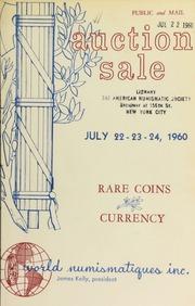 Annual convention : North-east Ohio coin club. [07/22-24/1960]