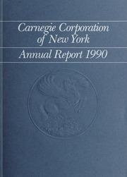 Annual Report, 1990