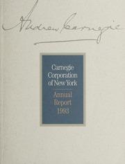 Annual Report, 1993