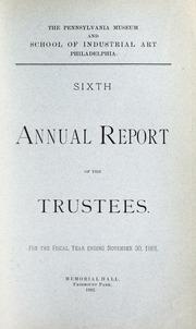 Annual report, 1882