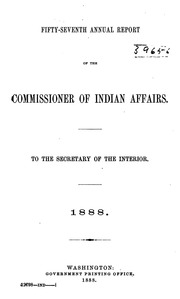 annual report of the commissioner of indian affairs to the secretary of the interior united. Black Bedroom Furniture Sets. Home Design Ideas
