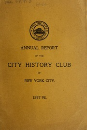 Annual report of the City H...