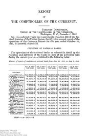 Annual Report of the Comptroller of the Currency (pg. 534)