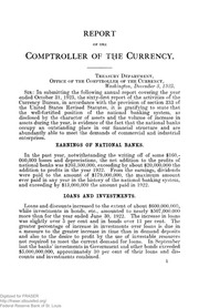 Annual Report of the Comptroller of the Currency (pg. 80)