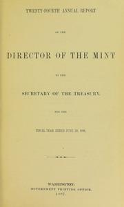 U.S. Mint Report (1896)