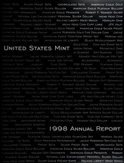 Annual Report of the Director of the Mint for the Fiscal Year Ended September 30,1998