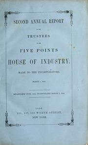 Annual report of the truste...