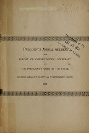 temperance christian single women Image 1 of women's work in the woman's christian temperance union mr obierlso's col thomas wentw says of mr roberts he is the awbesl liber article by mr ber of english republicar her that the citizens have a elanee to hear lecture on.