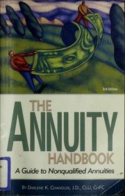 The Annuity Handbook