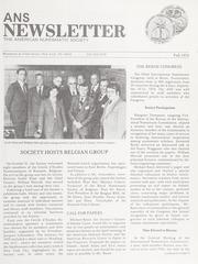 ANS Newsletter Fall 1979