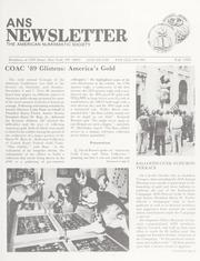 ANS Newsletter Fall 1989