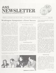 ANS Newsletter Fall 1992