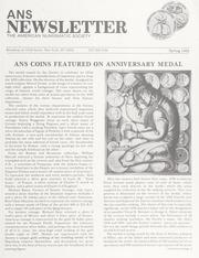 ANS Newsletter Spring 1983