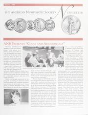 ANS Newsletter Spring 1993