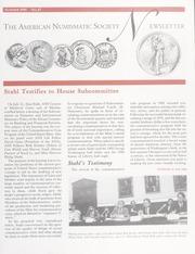 ANS Newsletter Summer 1995 No. 67