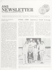 ANS Newsletter Summer 1989