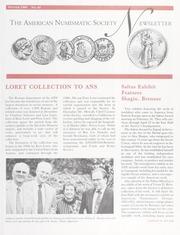 ANS Newsletter Winter 1995 No. 65