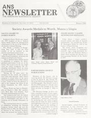 ANS Newsletter Winter 1980
