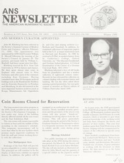ANS Newsletter Winter 1990