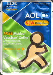 American online 9. 0 security edition se.