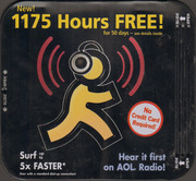 Aol 9. 0 security edition: new! 1175 hours free for 50 days: aol.