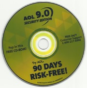 Aol new version 9. 0 security edition 1175 hours free free mcafee.