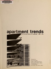 Apartment trends in the New...