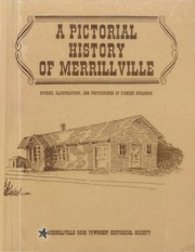 A Pictorial History of Merrillville book cover
