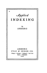 the precis indexing in library and Kaiser was the first person who applied the idea of cutter in indexing micro documents in the library of tariff commission as its librarian .