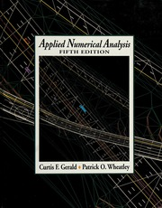 applied numerical analysis by gerald and wheatley pdf free download