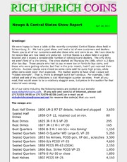 April 2012 - Newps & Central States Show Report