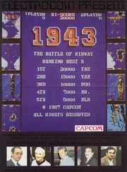 1943 The Battle Of Midway Electrocoin Capcom Free Download Borrow And Streaming Internet Archive