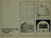 on architecture form space and order d k ching pdf