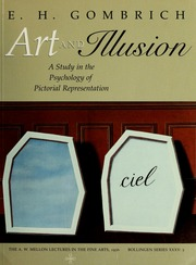 Art And Illusion Gombrich Pdf