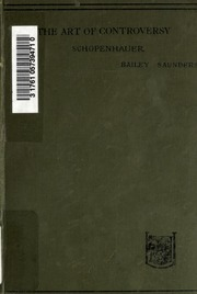 free will and schopenhauer 2 essay Arthur schopenhauer was born in germany in 1788 only through restraint were you free from slavery to the will 2 essays of arthur schopenhauer.