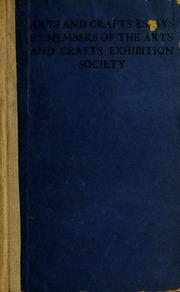 Arts and crafts essays