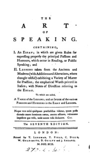 an essay on crimes and punishments voltaire cesare beccaria  the art of speaking by j burgh ed by s whyte