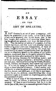 an essay on the art of ingeniously tormenting analysis Perhaps the first extended non-fiction prose satire written by an english woman, jane collier's an essay on the art of ingeniously tormenting (1753) is a wickedly.