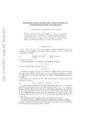 Weighted inequalities for commutators of Schrödinger-Riesz transforms