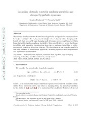towards intelligent modeling statistical approximation