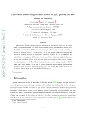 Finite-time future singularities models in $f(T)$ gravity and the effects of viscosity