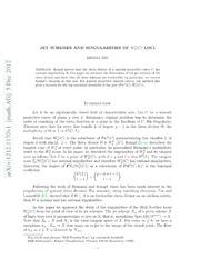 Jet schemes and singularities of W^r dC loci