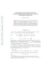 Lieb-Thirring type inequalities for non self-adjoint perturbations of magnetic Schrödinger operators